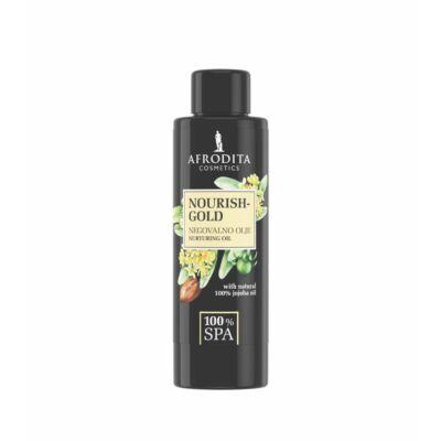 100% SPA GOLD tápláló olaj testre