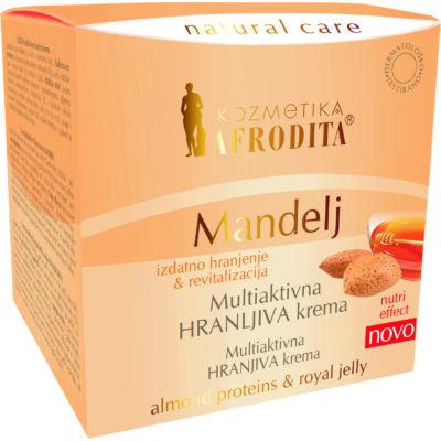 MANDULA Multiaktív tápláló krém