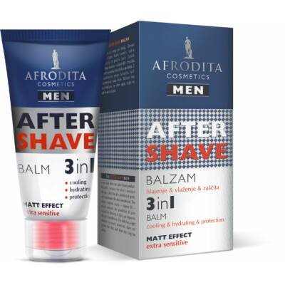 MEN 3 az 1-ben After shave balzsam