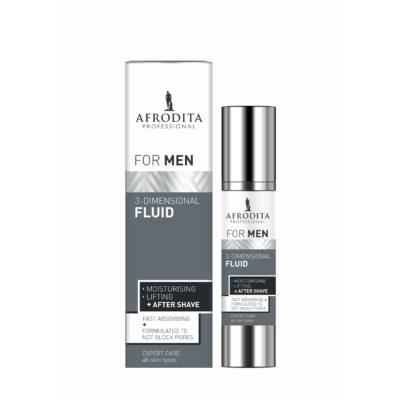 Men Professional 3 - dimenziós Fluid