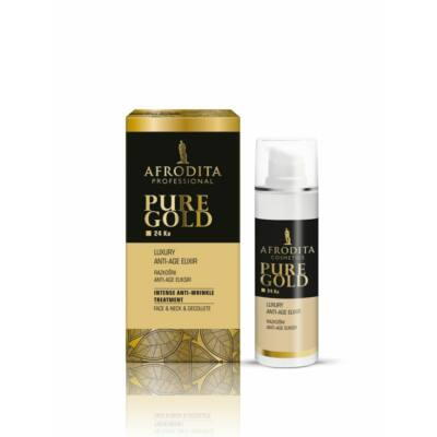 PURE GOLD 24 Ka LUXURY Anti-age elixír