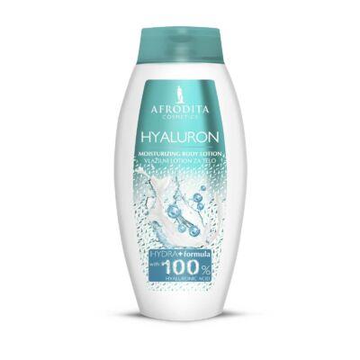 HYALURON Hidratáló testápoló tej