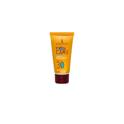 SUN CARE Sensitive napozó krém F30
