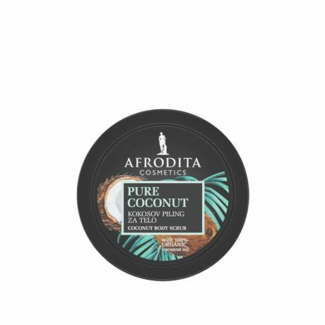 100% SPA PURE COCONUT peeling testre