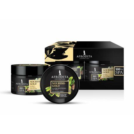 Afrodita Ajándékcsomag 100% Spa Gold