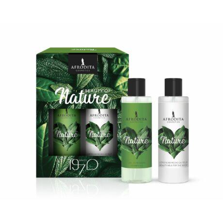 BEAUTY OF NATURE Testápoló ajándékcsomag