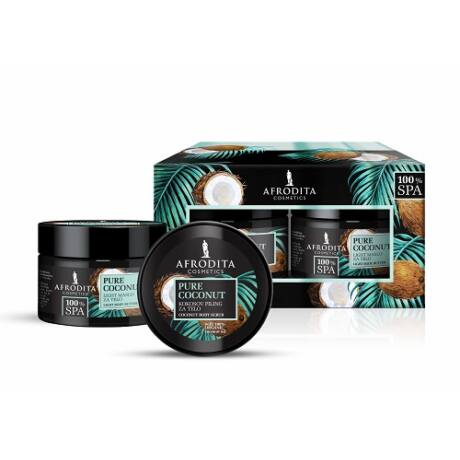 Ajándékcsomag 100% Spa Pure Coconut