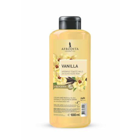 Afrodita VANÍLIA Folyékony szappan
