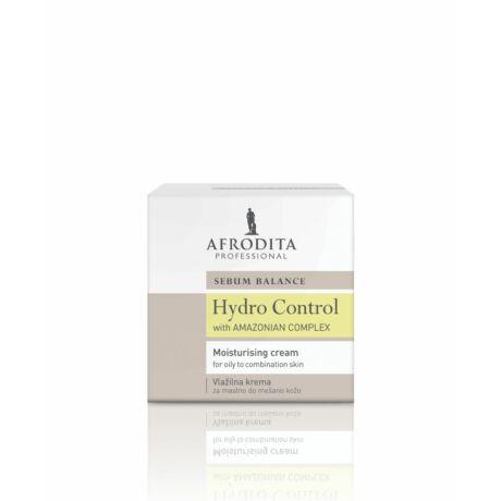 Afrodita HYDRO CONTROL Hidratáló krém