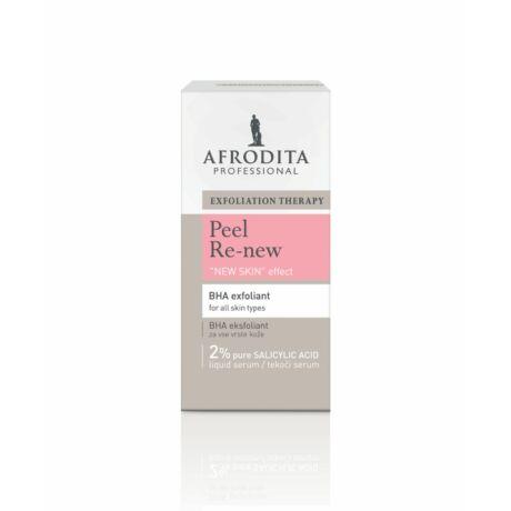 Afrodita PEEL RE-NEW BHA Hámlasztó szérum