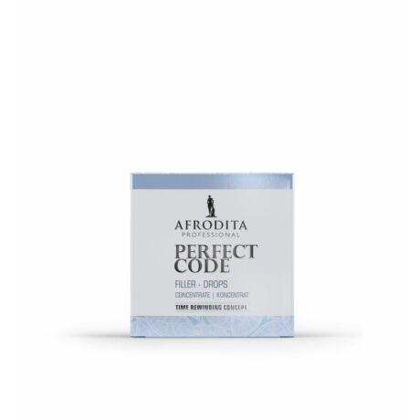 Afrodita PERFECT CODE FILLER-DROPS koncentrátum