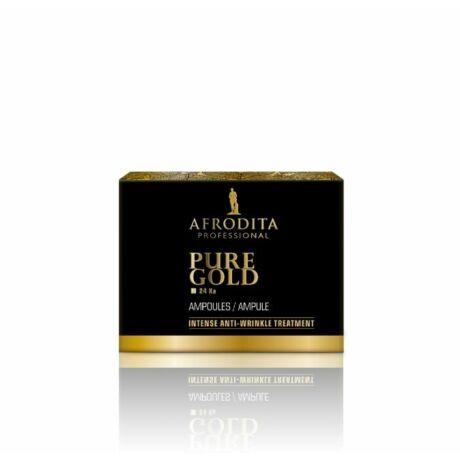 Afrodita PURE GOLD 24 Ka LUXURY Ampulla