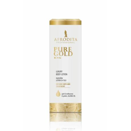 PURE GOLD 24 Ka LUXURY Testápoló lotion