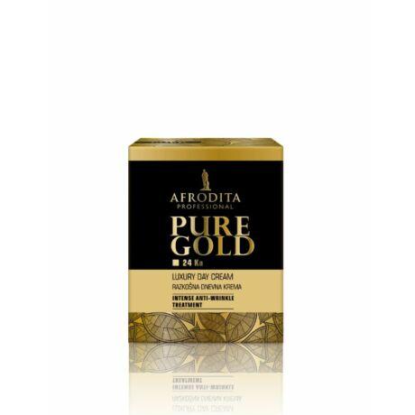 Afrodita PURE GOLD 24 Ka LUXURY Nappali krém