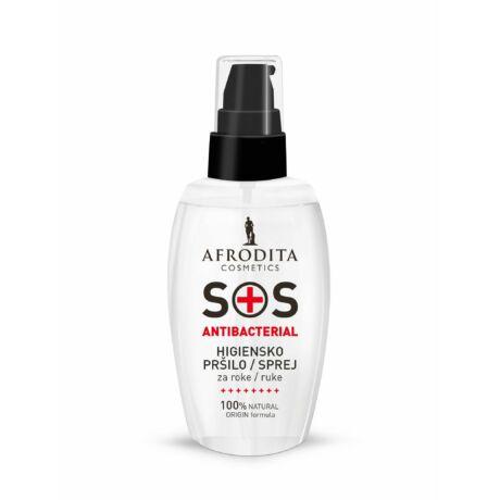 Afrodita SOS Antibakteriális kézfertőtlenítő