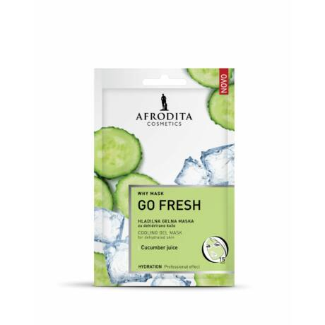 Afrodita WHY MASK Go Fresh maszk