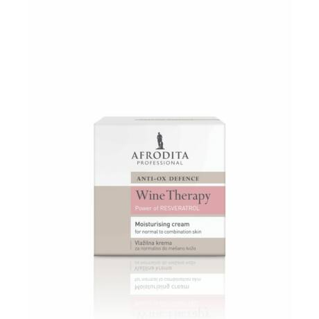 WINE THERAPY – Borterápia Hidratáló krém normál és kombinált bőrre
